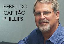 Perfil do capitão Philips