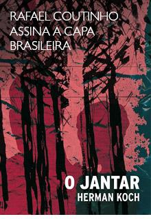 Rafael Coutinho assina a capa nacional de O jantar
