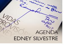 Agenda Edney Silvestre