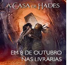 A casa dde Hades: em oito de outubro nas livrarias
