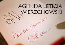 Agenda Leticia Wierzchowski