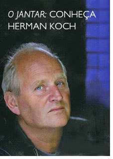 O jantar: perfil do autor Herman Koch