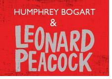 Humphrey Bogart e Leonard Peacock