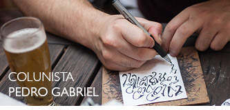 Colunista Pedro Gabriel