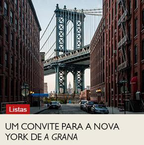 Um convite para a Nova York de A grana