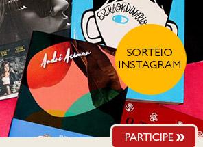 Sorteio instagram