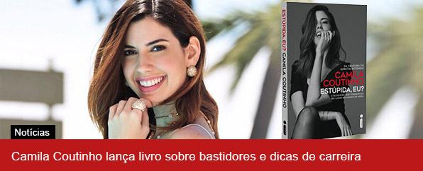 Camila Coutinho lança livro sobre bastidores e dicas de carreira
