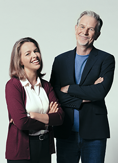 Reed Hastings e Erin Meyer