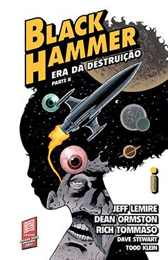 Black Hammer: Era da destruição - Parte II