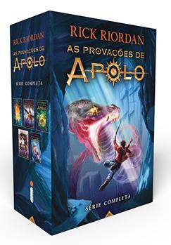 BOX AS PROVAÇÕES DE APOLO