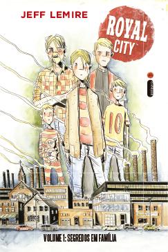 Royal City: Segredos em família