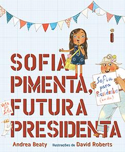Sofia Pimenta, futura presidenta