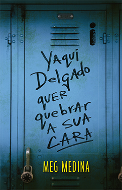 Yaqui Delgado quer quebrar a sua cara