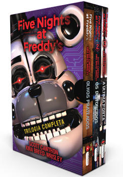 BOX FIVE NIGHTS AT FREDDY'S