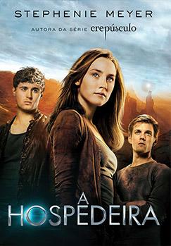 A hospedeira - Edição especial capa do filme