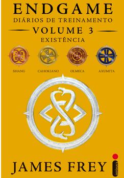 Endgame - Diários de treinamento: Existência (Vol. 3)