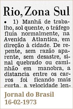 Jornal do Brasil, 16-02-1973