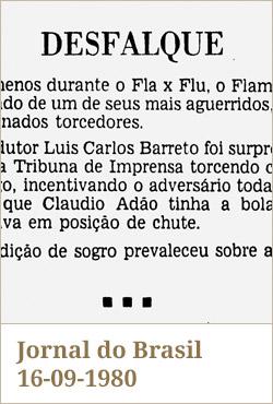 Jornal do Brasil, 16-09-1980