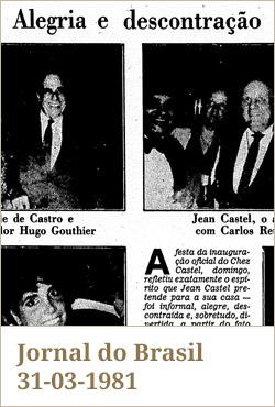 Jornal do Brasil, 31-03-1981