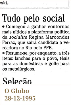 O Globo,  28-12-1995
